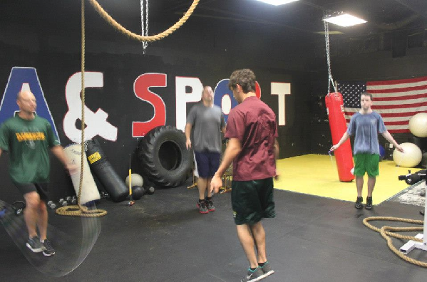 Personal Training | MMA & Sport
